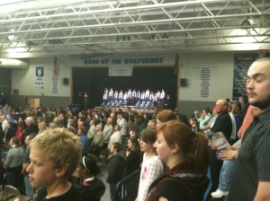 Cordova High School Graduation 2011