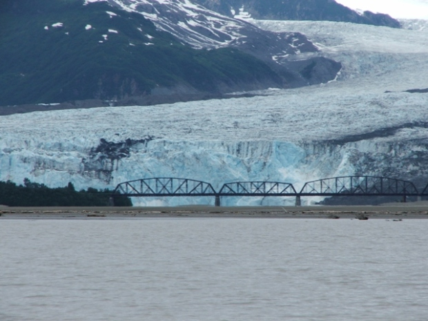 Million Dollar Bridge over the Copper River