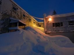 Baptist church icefield
