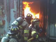Live Burn practice