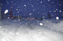 rochelle snow falling