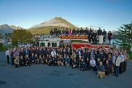 Group picture at this year's Alaska Fire Conference in Sitka